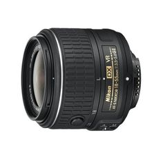 Nikon 18-55mm f/3.5-5.6G VR II AF-S DX NIKKOR Zoom Lens Nikon. Does not have to be new, a used one or refurbished is ok.