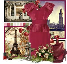 """""""the reds"""" by countrycousin ❤ liked on Polyvore"""