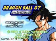 Download gratis game psx Dragon Ball GT: Final Bout
