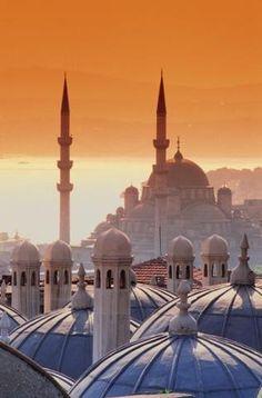 Istanbull * All Around the World * The Inner Interiorista
