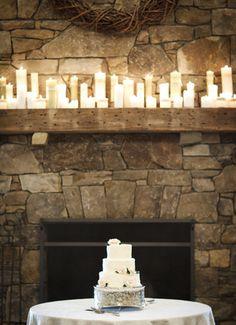 Winter wedding inspiration - candle light My Wedding Wedding Vendors, Wedding Blog, Our Wedding, Dream Wedding, Wedding Ideas, Wedding Stuff, Vail Wedding, Wedding Flowers, Wedding Decorations