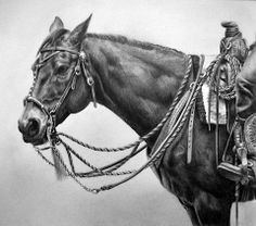 """""""Listening To Every Word""""  11 1/2 x 13 graphite on bristol. Available for purchase at Southwest Roundup Gallery, San Juan Bautista, CA"""