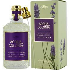 Amazon.com : 4711 Acqua Colonia Lavendar and Thyme Eau de Cologne Spray, 5.7 Ounce : Beauty