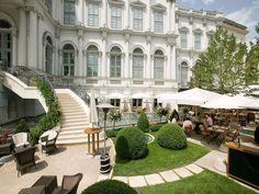 Palais Coburg : Condé Nast Traveler - Vienna