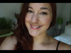 Simple Summer Makeup Tutorial - YouTube