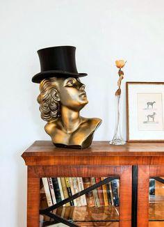Decorative bust sculptures - LittlePieceOfMe
