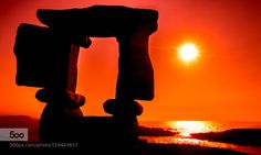 Sunset Window! by dgargciadiaz #landscape #travel
