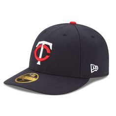 sale retailer ce91d 42384 Minnesota Twins New Era Authentic Collection On Field Low Profile Home  59FIFTY Fitted Hat - Navy