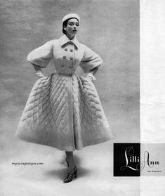 1950s coats - Pesquisa Google