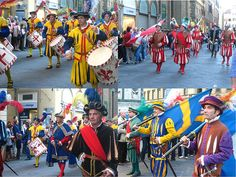 Santa Reparata Parade by Boots in the Oven, via Flickr