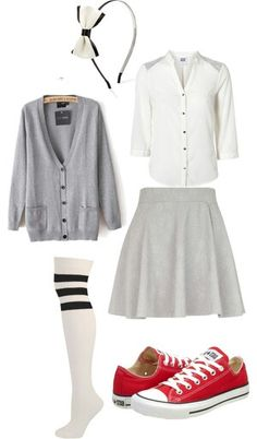 Exo- Growl inspired outfit