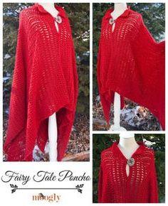 Fairy Tale Poncho Plus Size
