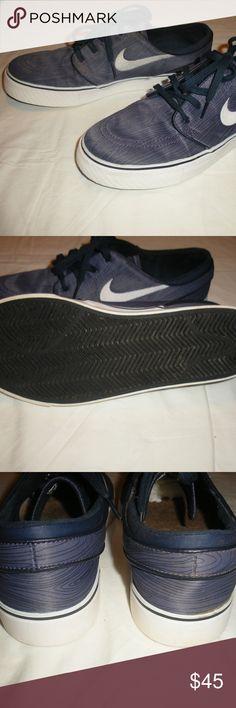san francisco a30e0 b9d3c Mens Nike Stefan Janoski EXP Cork Insoles Size 10 Mens Nike Stefan Janoski  EXP Print Dark