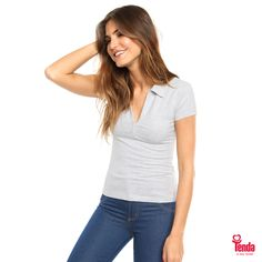 Quando duas peças versáteis se encontram, a gente tem a certeza de que acertou na escolha. #LojasTenda, a sua moda. * Confira dicas de moda em nosso blog: http://www.lojastenda.com.br/