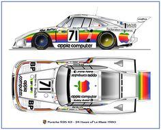 "Porsche K3 ""Apple Computer"""