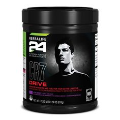 Rapidly fuel your workouts and enhance hydration! CR7 Drive is a contemporary sports drink, without any artificial flavors or sweeteners. It is light tasting and formulated to provide three components necessary for performance: enhanced hydration, metabolism-supporting Vitamin B12, and energy.