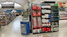 Marjastus ja säilöntä hyllykokonaisuus K-Supermarketissa. Made in Finland