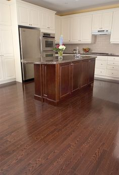 Ash Select-V Carriage House #hardwood #ashhardwood #hardwoodflooring