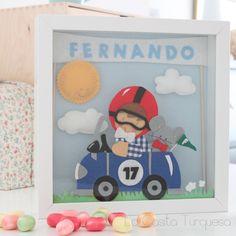 Fernando. Cuadro personalizado hecho a mano