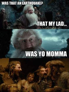 "21 Pictures Only ""The Hobbit"" Fans Will Think Are Funny"