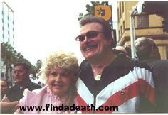 Max Baer and Donna Douglas - Jethro and Ellie Mae from The Beverly Hillbillies