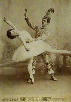 Original Nutcracker Ballet, 1892