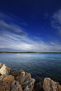 Fornells (Menorca) #Spain