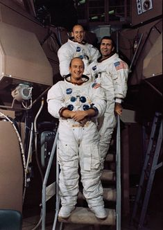 50 Years Ago: Countdown Begins for Apollo 12 | NASA