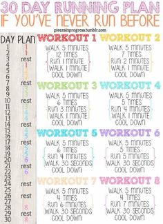 4week beginner's workout plan level one  the best diy