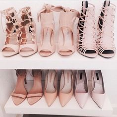 I Love Heels  If you  Heels say Heyyyyyy!!! I love a brand new pair of heels, so I always have the  pair on  Plenty of Heels in My Closet so please place an Offer of You if Want Mine  Shoes Heels