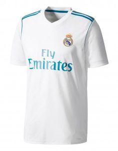 2017-18 Cheap Jersey Real Madrid Home Replica Football Shirt [JFCB807]