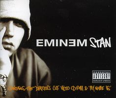 """For Sale - Eminem Stan UK  CD single (CD5 / 5"""") - See this and 250,000 other rare & vintage vinyl records, singles, LPs & CDs at http://991.com"""