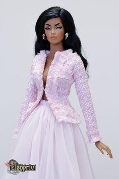 ELENPRIV pale pink tutu ballet skirt for Fashion by elenpriv