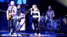LUCIE 2014 TOUR - Praha 12.6. 2014 - poslední pražský koncert-Laura, Sex...