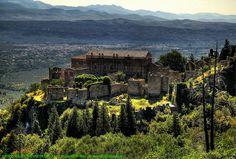 Mistras e Sparta - Laconia - Peloponneso- Greece