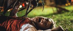 Stung (2015)  A fim with bugs that bugged me.  My opinion here : http://opinion-as-a-moviefreak.blogspot.com/2015/08/stung-2015.html