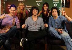 RBD no chat prévio aos Premios Juventud 2008 (14.07.08) - 005 - RBD Fotos…