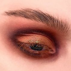 WEBSTA @ viktorpeters - BURNT ORANGE•Products using all @maccosmetics : Paint Pot in Layin' Low • Eyes x9 Palette in Red-Hot and Semi-Sweet • Glitter in Reflects Bronze • BrowSet in Clear.@theocsquad @mac.mates•••#MACCosmetics #MACPro #EyesOnCanadaChallenge #EyesOnMAC #MACQueenWest #TheOCSquad #MyArtistCommunity #MyArtistCommunityCanada  #MACArtistChallenge #WakeupAndMakeup #MACMates #MACAddict #ReflectsGlitter #Glitter  #eotd #motd #Beauty #DarkBeauty #MacroBeauty #MacroPhotography…