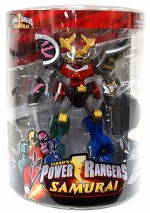 Recreate your favorite scenes with this highly detailed and highly articulated 5 Megazord. Power Rangers Series, Power Rangers Samurai, Saban Brands, Saban Entertainment, Disney Pictures, The Collector, Transformers, Baby Room, Action Figures