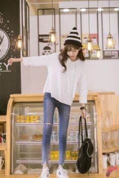 Korean kpop ulzzang summer fashions 120