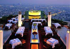 Sirocco, The Dome at State Tower Bangkok