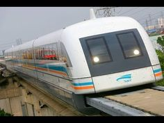 "WORLDS FASTEST TRAINS - MAGLEV ""capable"" of 3,500 km/h - YouTube"