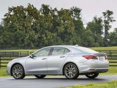 2015 Acura TLX lease