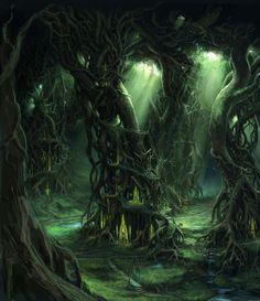 Athel Loren es el más viejo de todos los bosques del Viejo Mundo, sus árboles más ancianos crecieron a partir de las semillas sembradas por los servidores de los Ancestrales. Se trata de un lugar místico cuya sombra se extiende más allá de lo que muchos piensan. Nadie sabe decir si fueron los Ancestrales quienes le dieron la vida a este bosque o si fue la llegada del Caos lo que hizo despertar a sus árboles. Todo lo que se sabe es que en el amanecer de los tiempos los árboles empezaron a...