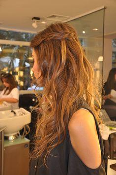 Penteados. ♥