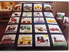 Transportation quilt | Quilts | Pinterest | Transportation and ... : transportation quilt - Adamdwight.com