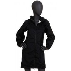 Prada - czarna kurtka wiatrówka