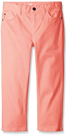 new NWT THE CHILDREN/'S PLACE girls Cotton Pull-On Khaki Pants or Capri sz 4 /& 5