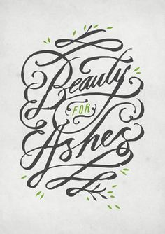 Belleza en lugar de cenizas... Isaías 61-1-4 By Joyce Meyer