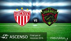 Necaxa vs Juárez, Final por el Ascenso 2016 ¡En vivo por internet! | Ida - https://webadictos.com/2016/05/14/necaxa-vs-juarez-final-ascenso-2016/?utm_source=PN&utm_medium=Pinterest&utm_campaign=PN%2Bposts